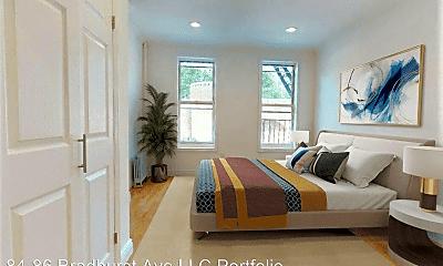 Bedroom, 84 Bradhurst Ave., 1
