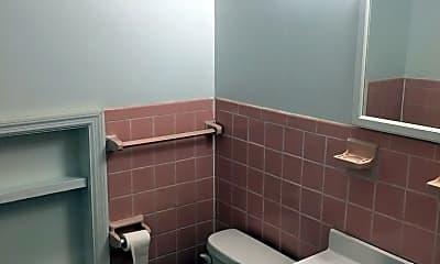 Bathroom, 15 W Funston Ave, 2
