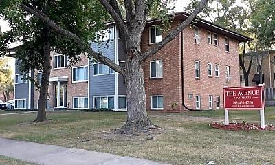The Avenue Apartments, 0