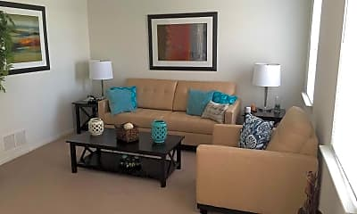 Living Room, Hickory Point, 1