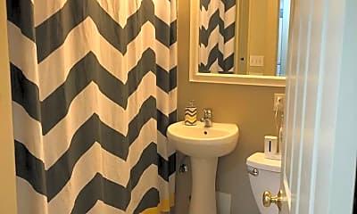 Bathroom, 2500 E Denny Way, 2