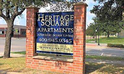 Heritage Square Apartments, 1