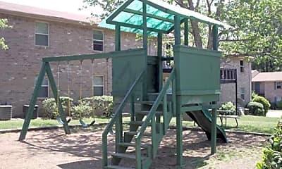 Playground, Shamrock Place Apartments, 2