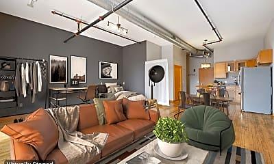 Living Room, 523 Jackson St 301, 1
