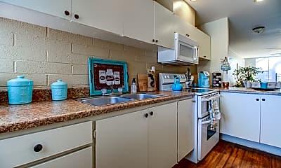 Kitchen, Greenwood Apartments, 0