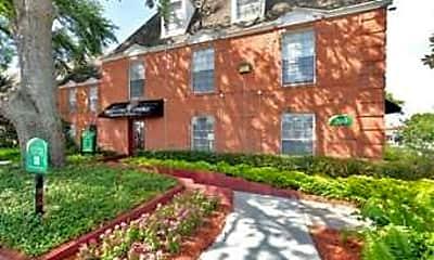 Building, Regency Oaks Apartments, 1