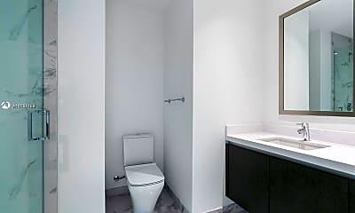 Bathroom, 851 NE 1st Ave 801, 1