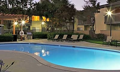 Pool, eaves Union City, 0