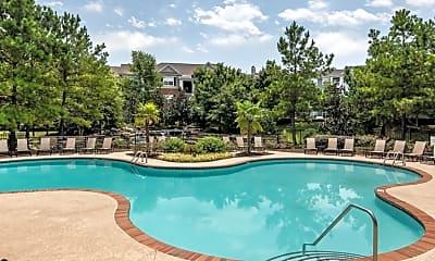 Pool, Colonial Grand at Brier Falls, 1