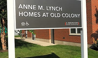 Anne M Lynch Homes At Old Colony, 1