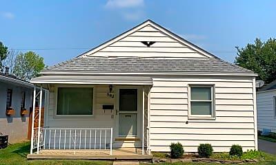 Building, 582 E Jeffrey Pl, 0