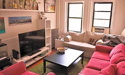 Living Room, 133 Cypress St, 1