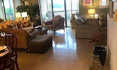 Living Room, 900 NE 195th St 510, 1