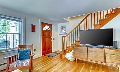 Living Room, 22 Seaview Ave, 1