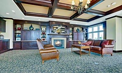 Living Room, 1501 Ocean Ave 2413, 2