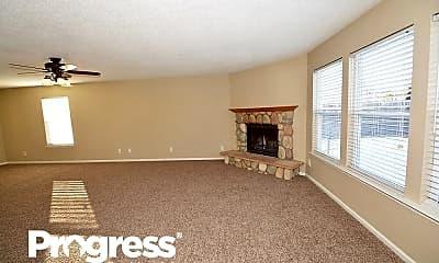 Living Room, 5906 N Benjamin Pl, 2