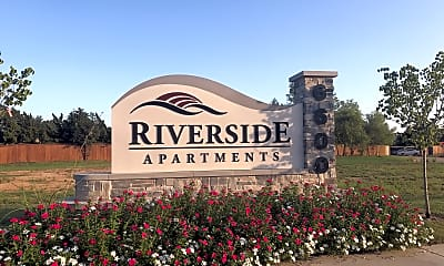 Riverside Apartments, 1