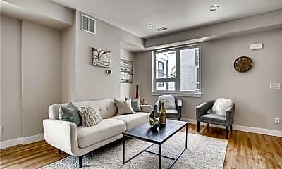 Living Room, 1739 Irving St, 0