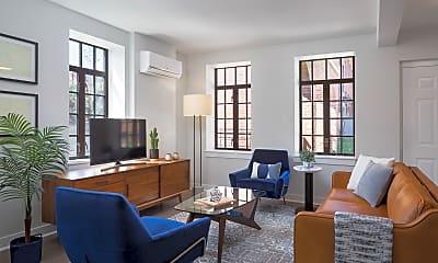 Living Room, 2946 N Clybourn Ave 104, 1