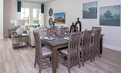 Dining Room, 6008 Silverado Trail, 1