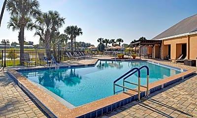 Pool, Sunlake Estates, 1