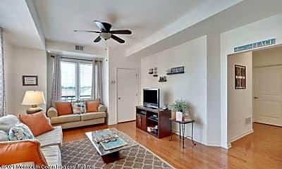 Living Room, 1501 Ocean Ave 2413, 1