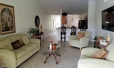 Living Room, 4910 Deerfield Way A-202, 1