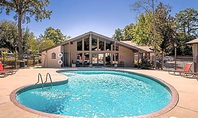 Pool, Lakeshore Landing, 1