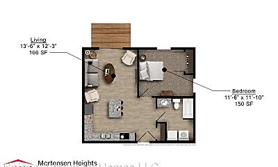 Patio / Deck, 5300 Mortensen Rd, 2