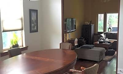 Dining Room, 3809 N Kenmore Ave, 2