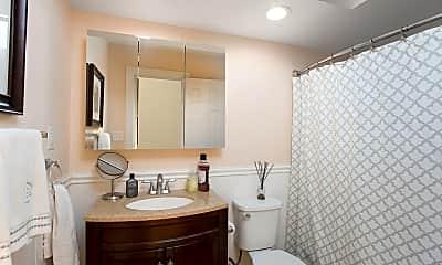 Bathroom, 79 Monroe St 2FS, 2