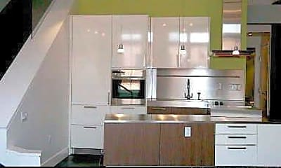 Kitchen, 1661 1/2 Wisconsin Ave NW, 0