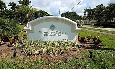 St. Andrew Towers, 1