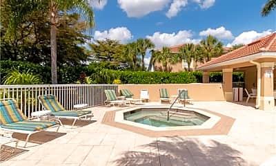 Pool, 23501 Wisteria Pointe Dr 1203, 2