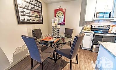 Dining Room, 3505 South Lamar, 1