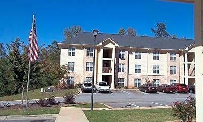 Building, Windsor Park Apartments, 1