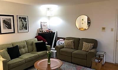 Living Room, 511 South 9th Street, 1