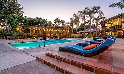 Pool, The Huntington, 2