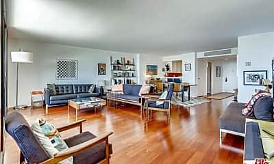 Living Room, 4335 Marina City Dr, 1