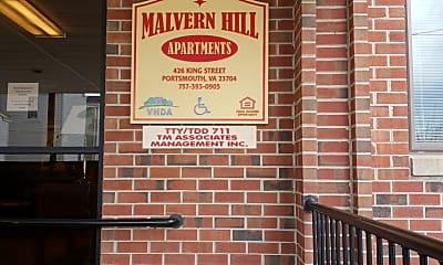 Malvern Hill Apartments, 1