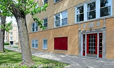 Building, 3224 W Berteau Ave, 1