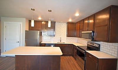 Kitchen, Stonewood Crossing, 1