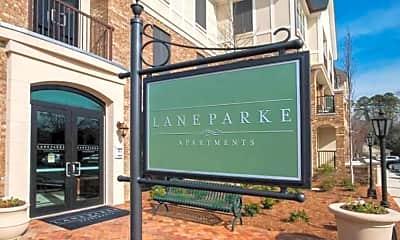 Lane Parke, 2