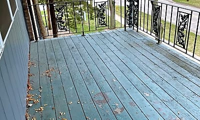 Patio / Deck, 515 N 17th St, 2