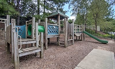 Playground, Bellingham Apartment Homes, 2