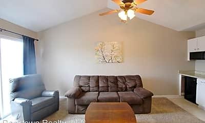 Living Room, 1362 Bradley Dr, 0