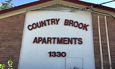 Country Brook, 1