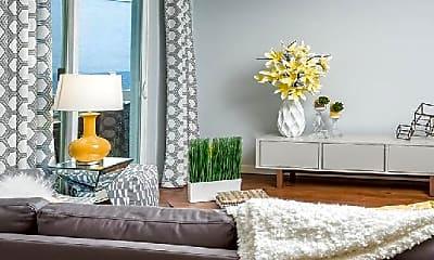 Living Room, 1401 Marina Mile Blvd, 1