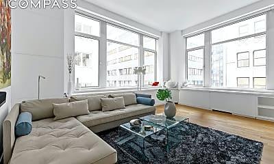 Living Room, 59 John St 2-C, 0
