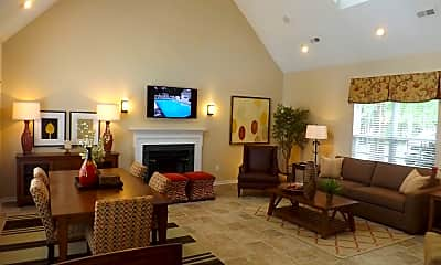 Living Room, Arbor Lake, 1
